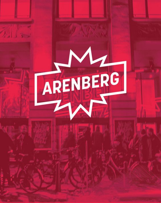 Cultuur & muziek Arenberg Webdesign, webdevelopment
