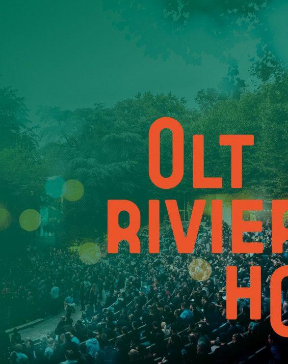 Cultuur & muziek OLT Rivierenhof Webdesign, webdevelopment
