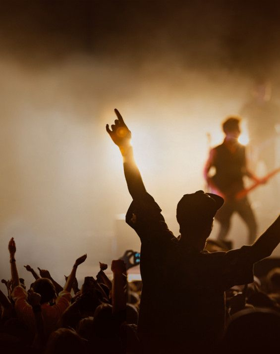 Cultuur & muziek De Roma Website, webdevelopment